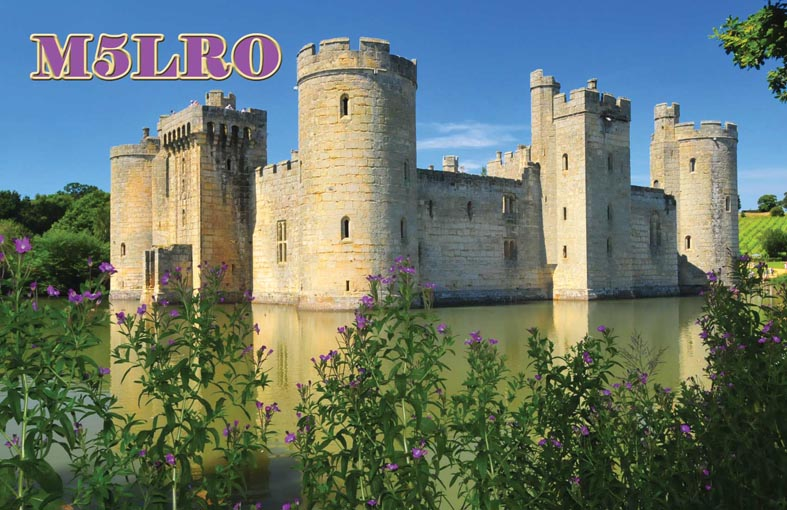 QSL image for M5LRO