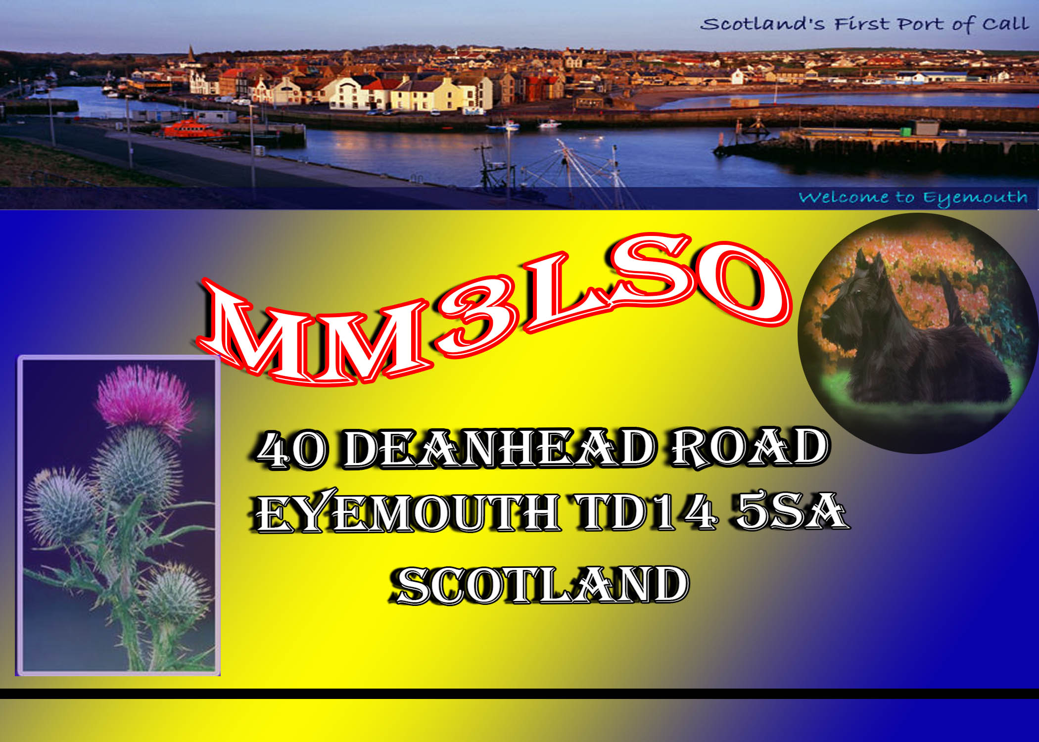 QSL image for MM3LSO