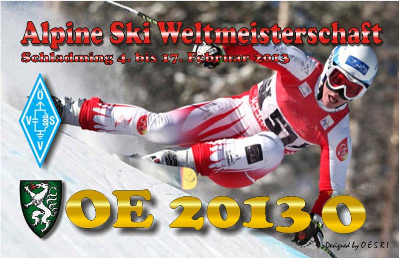 QSL image for OE2013O