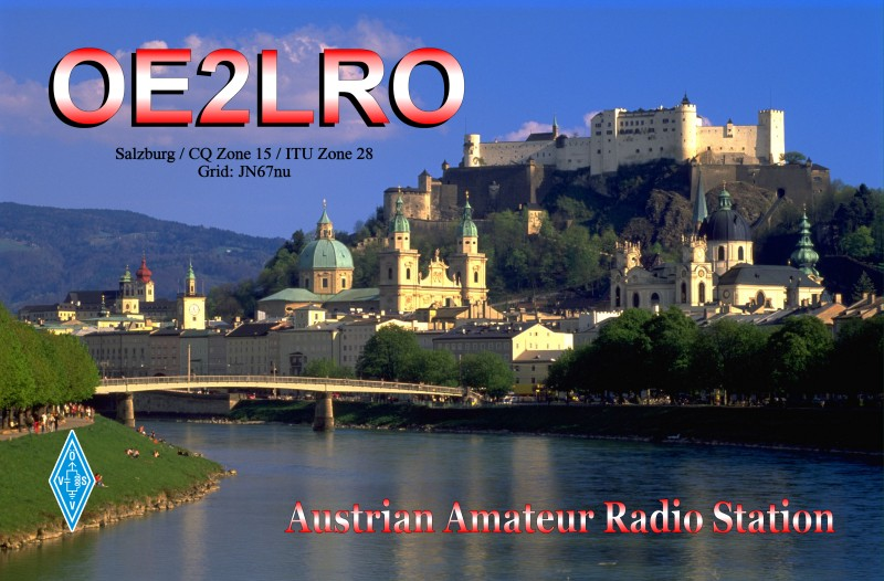 QSL image for OE2LRO