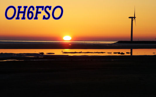 QSL image for OH6FSO