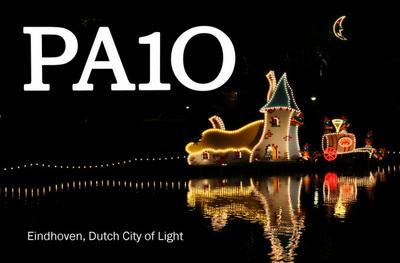 QSL image for PA1O