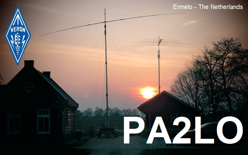 QSL image for PA2LO