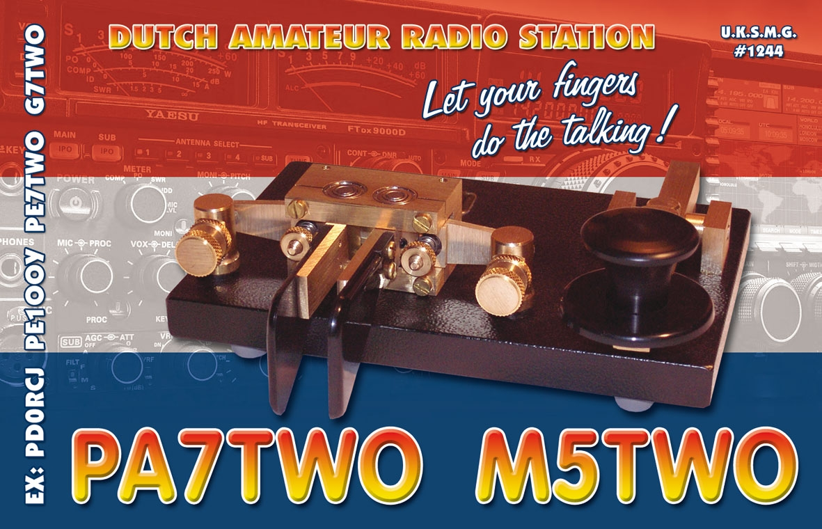 QSL image for PA7TWO