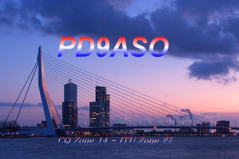 QSL image for PD9ASO