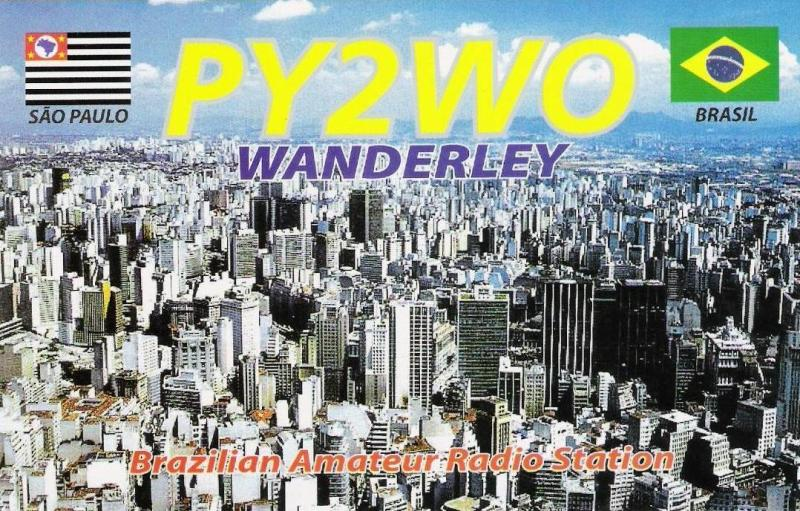 QSL image for PY2WO