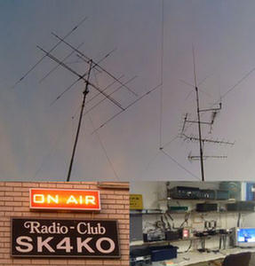 QSL image for SK4KO