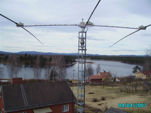 View from antenna, 3 ele SteppIR