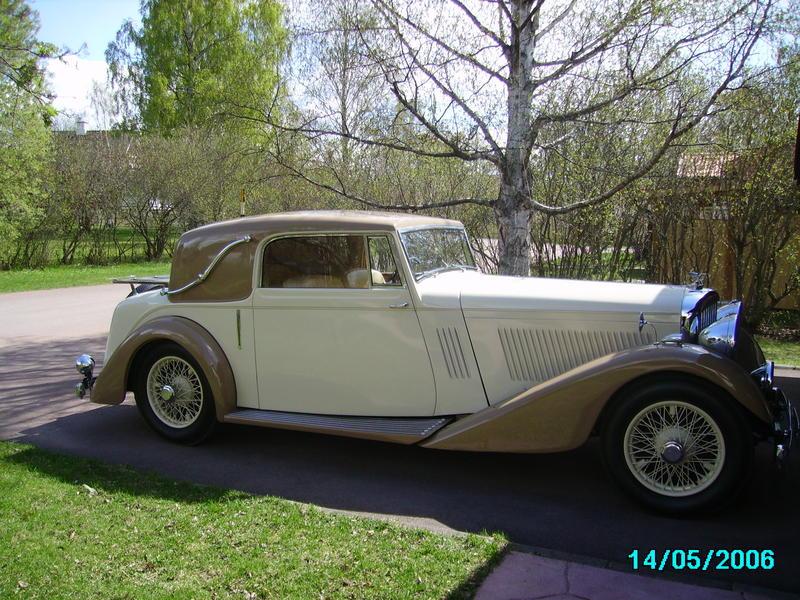 Bentley 3.5L 1935