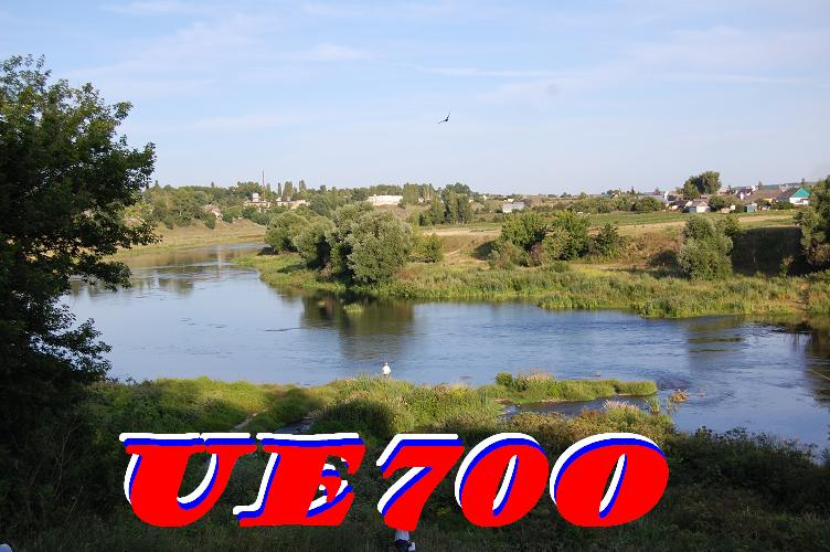 QSL image for UE70O