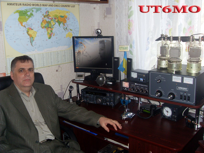 QSL image for UT6MO