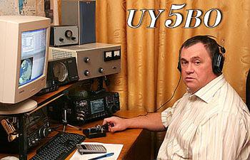 QSL image for UY5BO