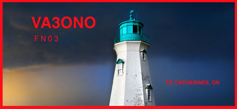QSL image for VA3ONO