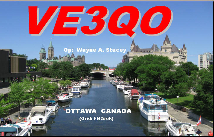 QSL image for VE3QO