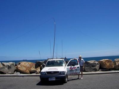 QSL image for VK6RO