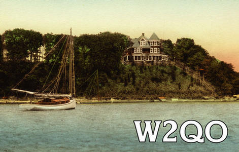 QSL image for W2QO