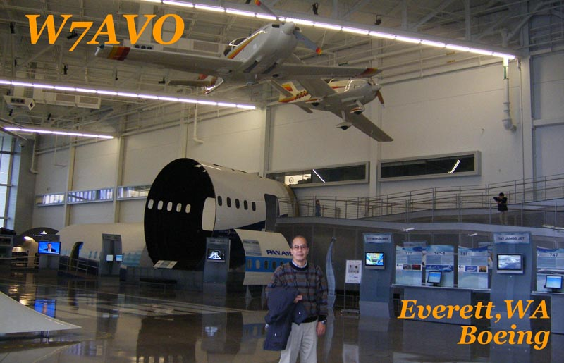 QSL image for W7AVO