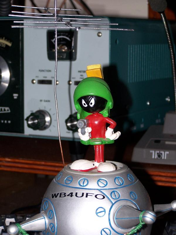 QSL image for WB4UFO