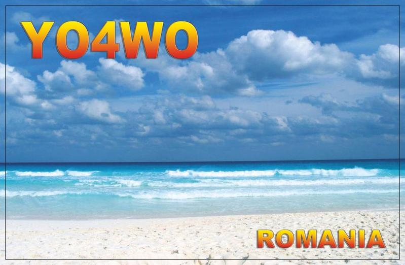 QSL image for YO4WO