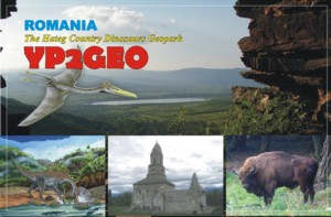QSL image for YP2GEO