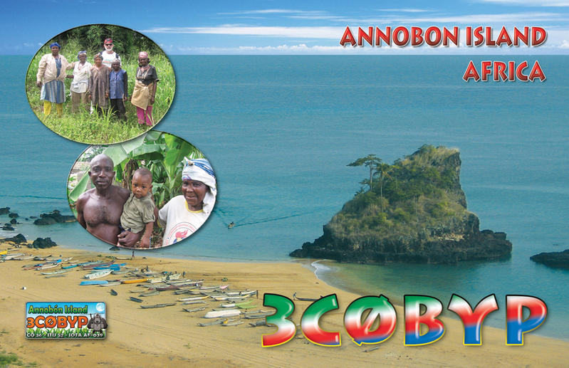 QSL image for 3C0BYP