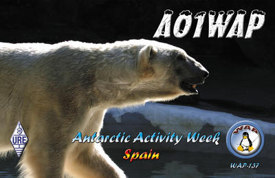QSL image for AO1WAP