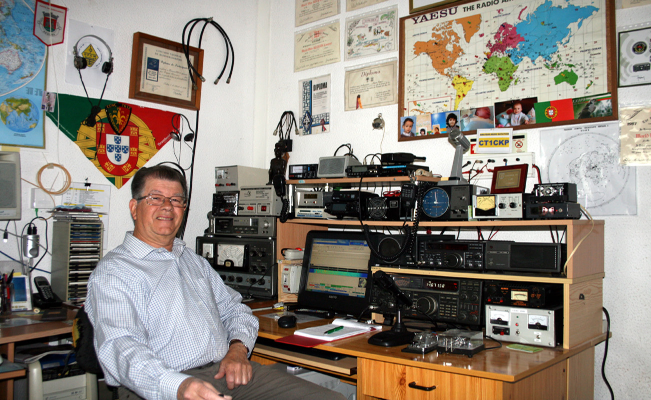QSL image for CT1CKP