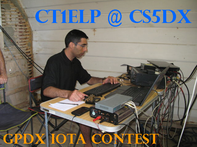 QSL image for CT1ELP