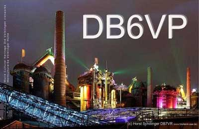 QSL image for DB6VP