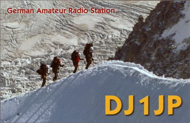 QSL image for DJ1JP