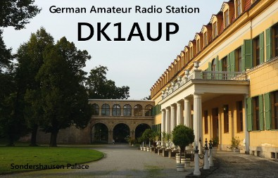 QSL image for DK1AUP