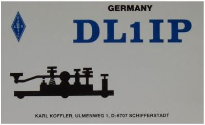 QSL image for DL1IP