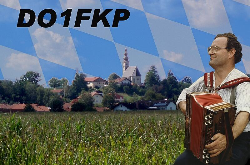 QSL image for DO1FKP