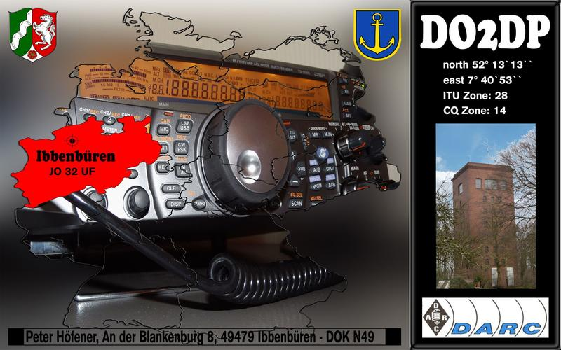 QSL image for DO2DP