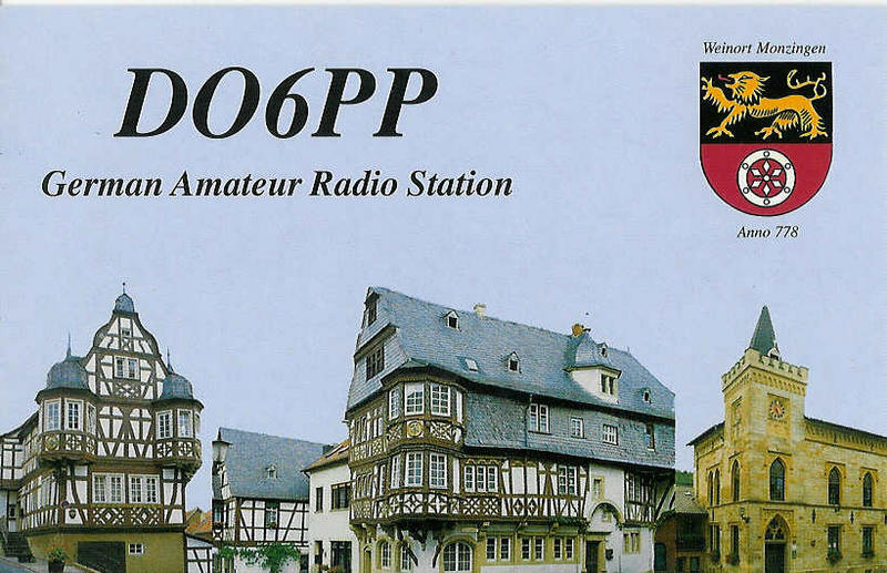 QSL image for DO6PP