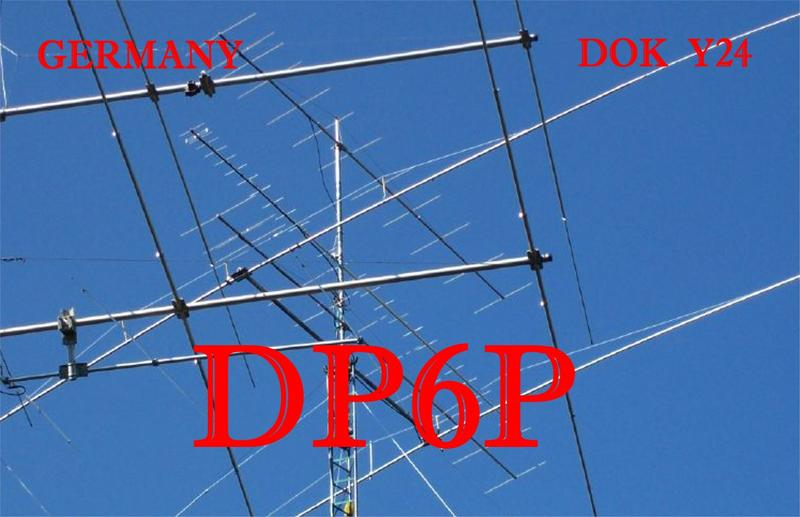 QSL image for DP6P