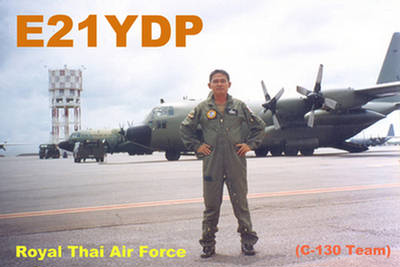 QSL image for E21YDP