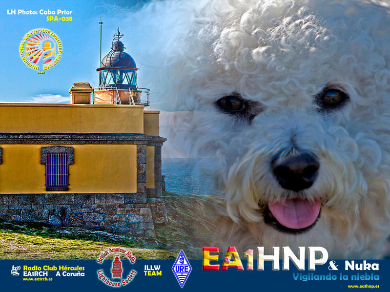 QSL image for EA1HNP