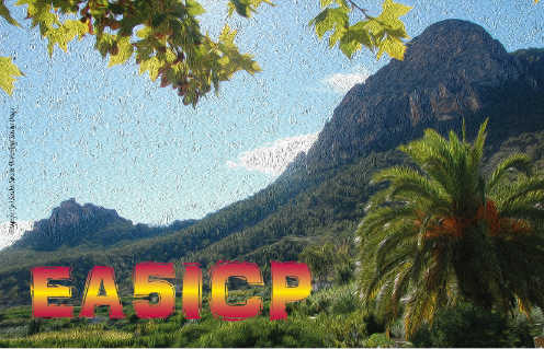 QSL image for EA5ICP
