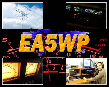 QSL image for EA5WP