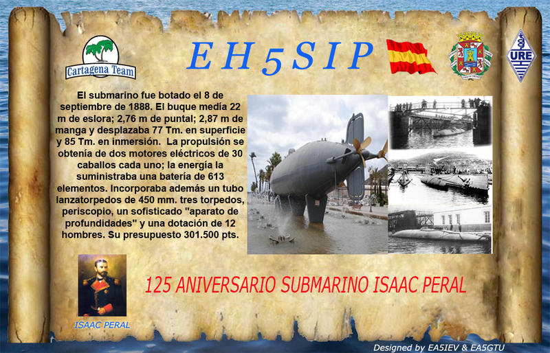 QSL image for EH5SIP