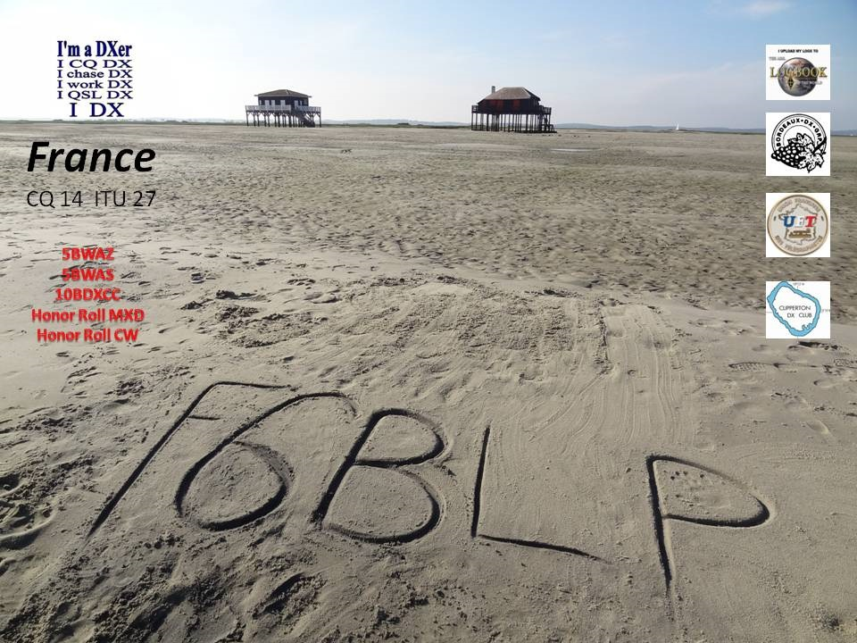 QSL image for F6BLP
