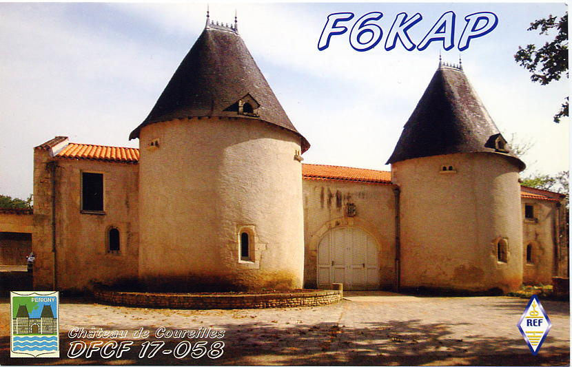 QSL image for F6KAP
