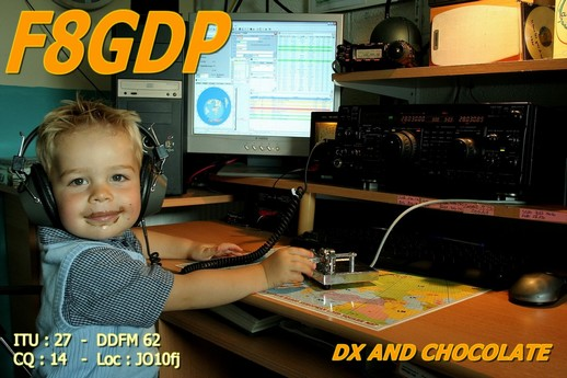 QSL image for F8GDP