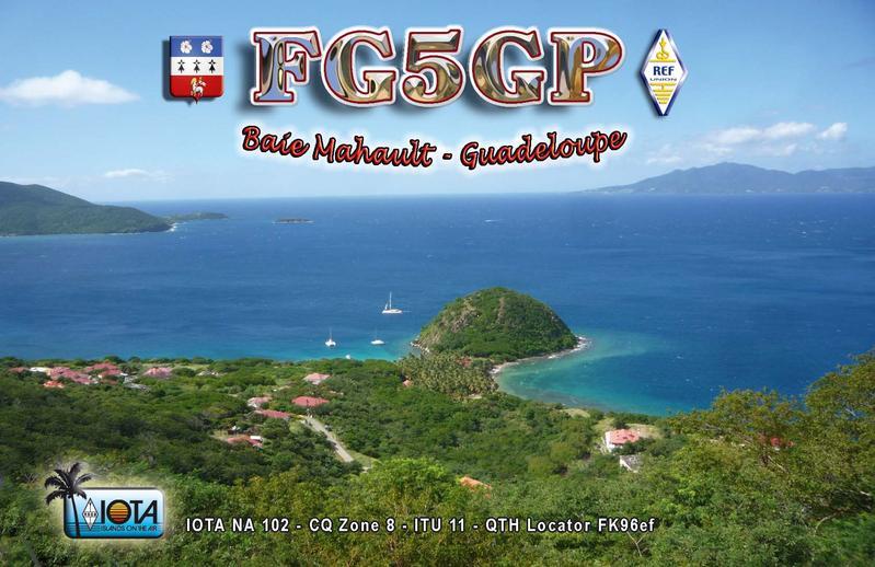 QSL image for FG5GP