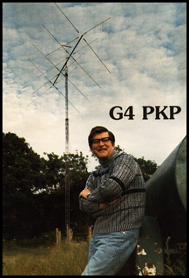 QSL image for G4PKP