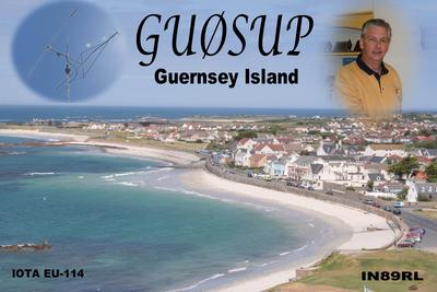 QSL image for GU0SUP