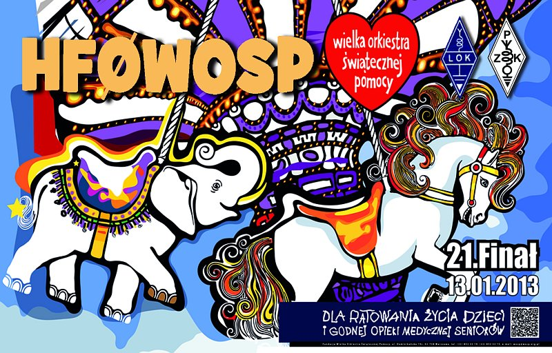 QSL image for HF0WOSP