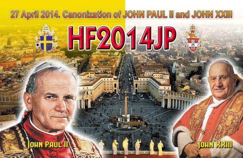 QSL image for HF2014JP