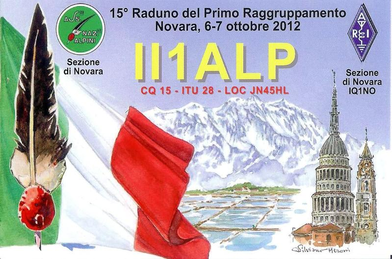 QSL image for II1ALP